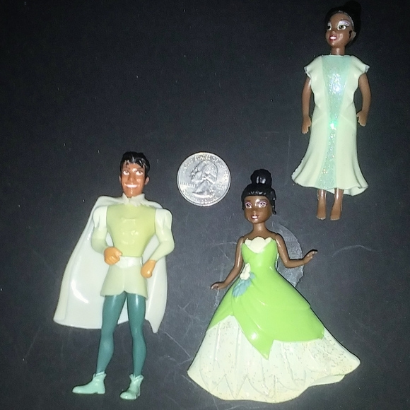 The Princess & the Frog Polly Pocket Dol